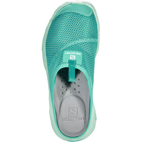 Salomon RX Slide 4.0 Chaussures Femme, meadowbrook/icy morn/white